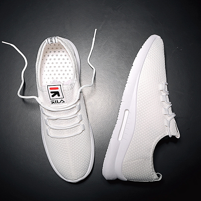 Other Stylish Spring chaussures Men's Casual Trend  Old Beijing chaussures Summer Breathable Mesh Cloth-blanc à prix pas cher