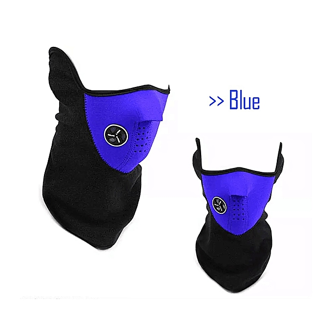 Autre Winter Balaclava Motorcycle Mask Full Face Mask Cycling Riding Windproof Mask Outdoor Sports Warm Snowboard Ski Neck( 1) à prix pas cher