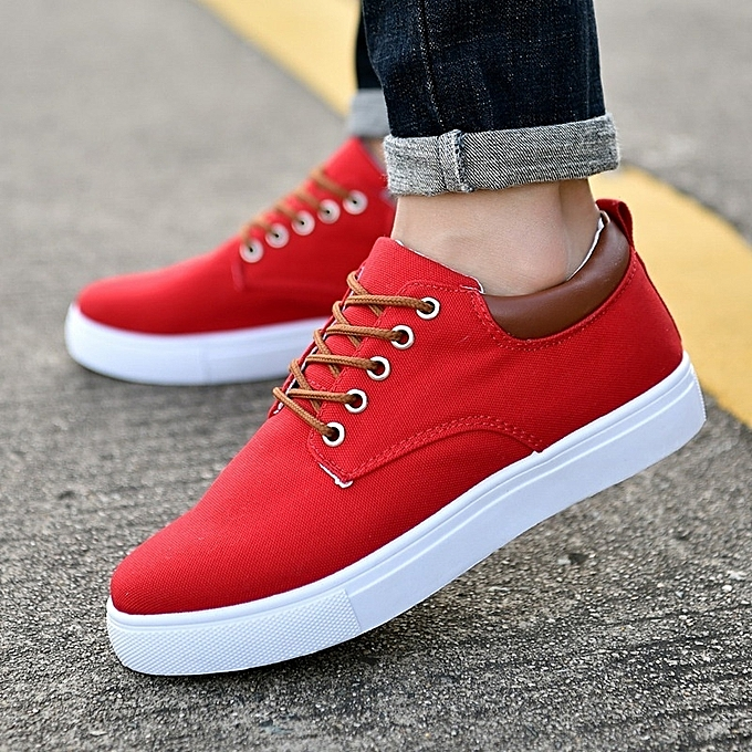 Autre Korean   Korean 's Leisure Canvas Big Yards Shoes à prix pas cher  | Jumia Maroc ff8025