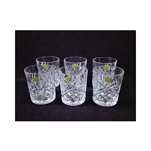Commandez T. DECO Set de 6 Verres d eau à prix pas cher   Jumia Maroc 62201d956c42