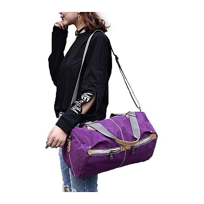 mode femmes Front Pockets Tote Handsacs Décontracté Shoulder sacs Nylon capacité bandoulière sacs à prix pas cher