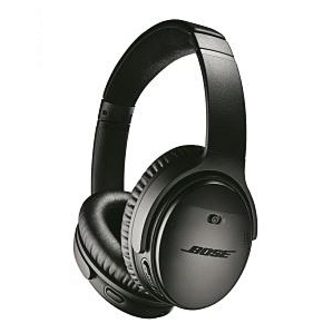 bose casque sans fil quietcomfort 35 ii noir prix pas. Black Bedroom Furniture Sets. Home Design Ideas