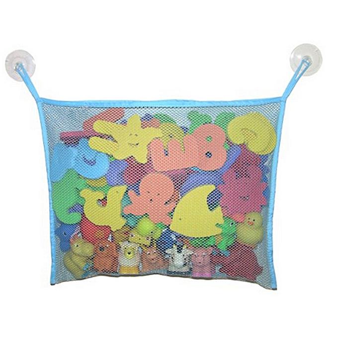 Generic Baby Bathtub Toy Mesh Net Storage Bag Organizer Holder Bathroom Organiser SB à prix pas cher
