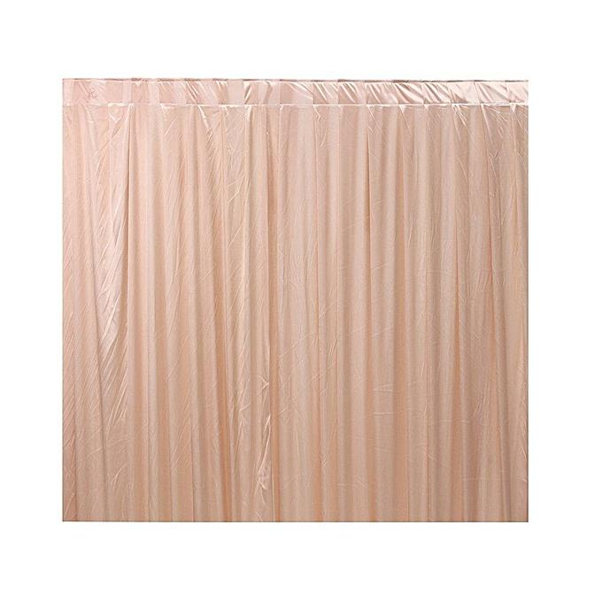 UNIVERSAL mariage Party Backdrop blanc Background Decor Curtain Drapes Studio Draping à prix pas cher