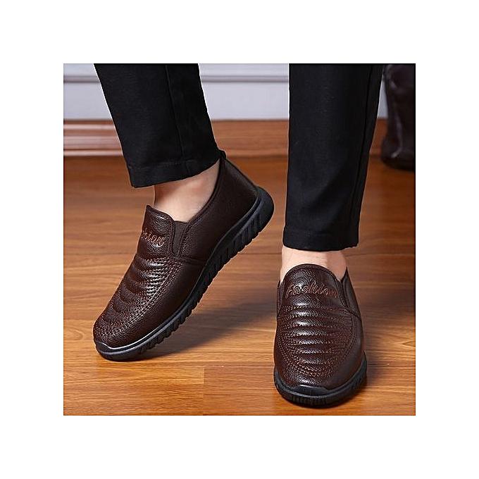Generic Men's casual Maroc Jumia cher pas prix à chaussures