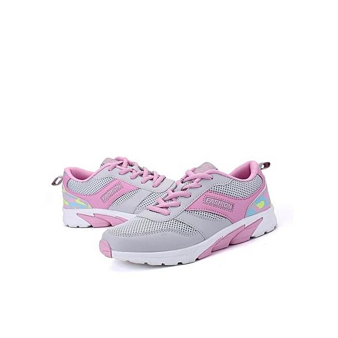 Fashion Chaussures de de Chaussures sport Pour Femmes - Rose à prix pas cher  | Jumia Maroc bc2e01