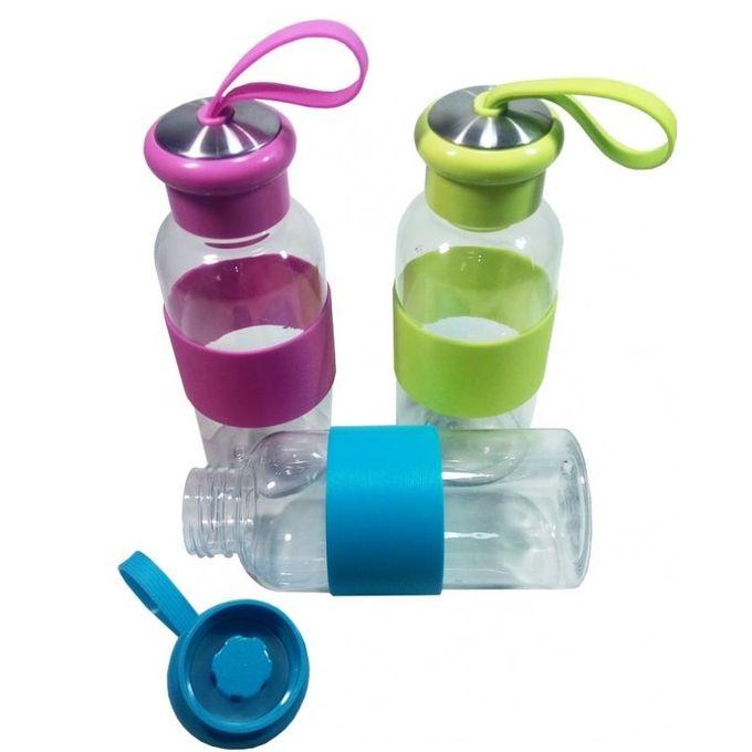 T deco bouteille en plastique pour liquide 500 ml bleu acheter en ligne jumia maroc - Deco bouteille plastique ...
