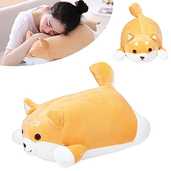 OEM Kawaii Plush Stuffed Doge Toy Puppy Doll Cushion Shiba Inu Dog Soft Cute Gift   à prix pas cher