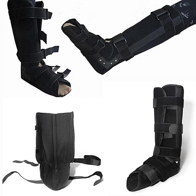 UNIVERSAL Ankle Foot Fracture Sprain Support bottes walker Small à prix pas cher