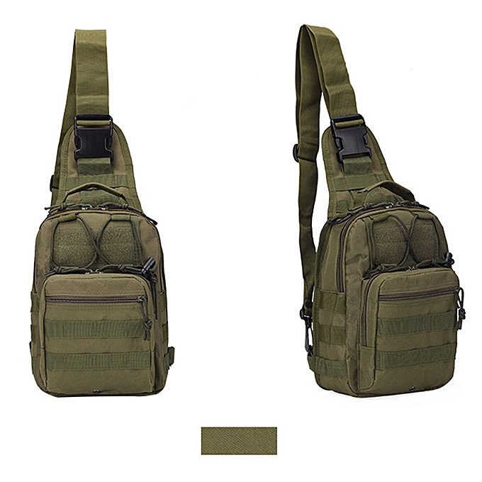 mode Tcetoctre Hommes's Military Tactical sac à dos Shoulder Camping Hiking Camouflage sac J-Army vert à prix pas cher