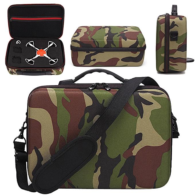 OEM Camouflage Shoulder Handheld Waterproof Suitcase Bag Case for Xiaomi MITU à prix pas cher