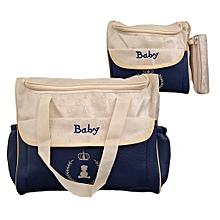 bb63b6767cadf Pack bébé   Baby Sac à langer 3X1 - BleuMarine