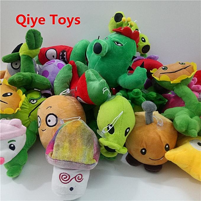 Autre 12 28cm 34 Styles Plants vs Zombies Plush Toys Plants vs Zombies Soft Stuffed Plush Toys Doll Baby Toy for Kids Gifts Party Toys(17) à prix pas cher