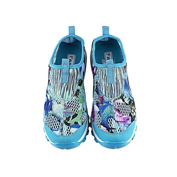 Fashion Casual Butterfly Print Mesh   Breathable Platform Shoes prix à prix Shoes pas cher  | Jumia Maroc 2c1e48