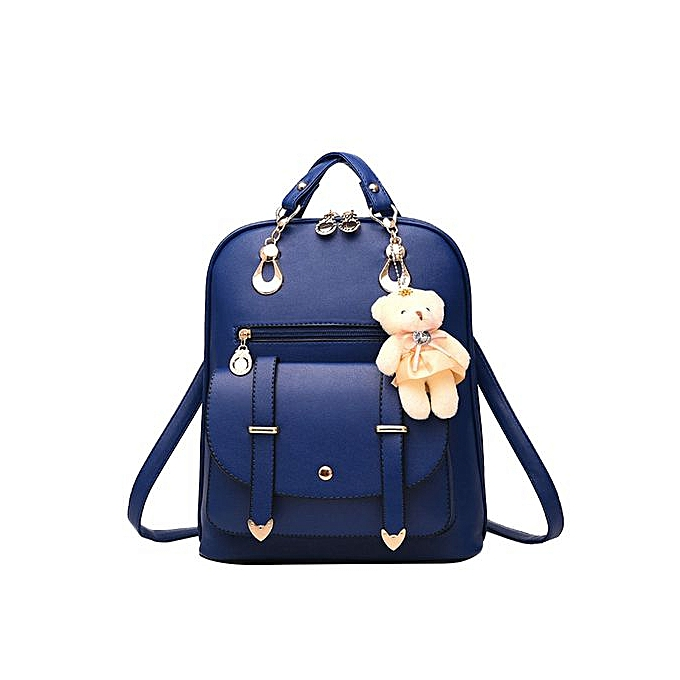 Generic Tectores Fashion Accessories Shoulder Bag 2017 New Wave Of Female Backpack New Casual Korean femmes Bag RB à prix pas cher