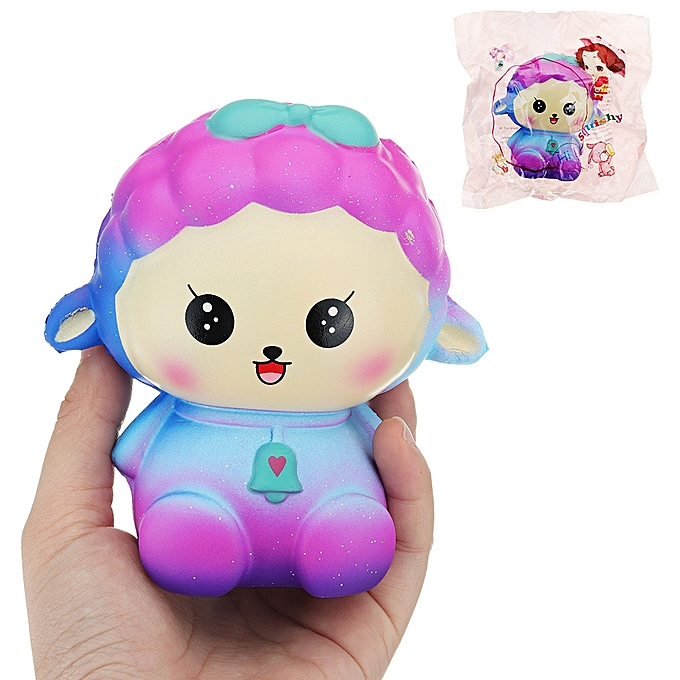UNIVERSAL Cooland Lohan Doll Squishy 11.5118.5CM SFaible Rising With Packaging Collection Gift Soft Toy- à prix pas cher