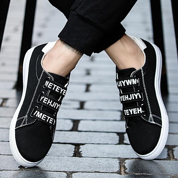OEM nouveau Décontracté hommes chaussures student tide chaussures hommes chaussures chaussures chaussures Faible chaussures blanc chaussures-noir à prix pas cher