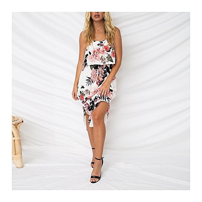 OEM Hot Wohommes Hot printed fashion Comfortable lace-up waist dress-9 à prix pas cher