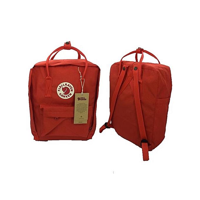 mode Students Schoolsacs Unisex mode Classics sac à dos Handsacs16L-Watermelon rouge à prix pas cher