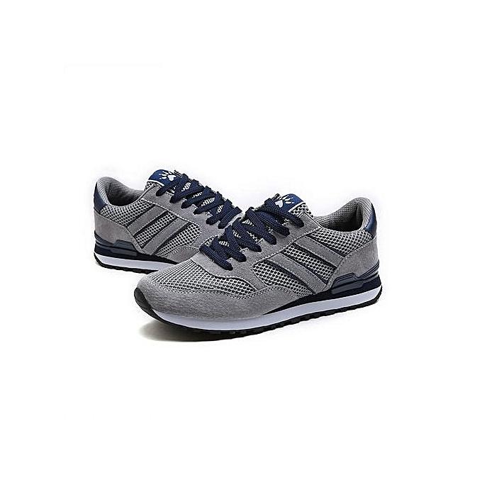 Zant   Breathable Casual Shoes Fashion Sneakers Grey prix à prix Grey pas cher  | Jumia Maroc 973abd