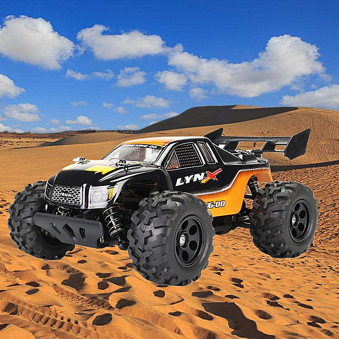 Generic 1 22 Scale RC Car Off Road Vehicle 2.4G Radio Remote Control Car Racing à prix pas cher
