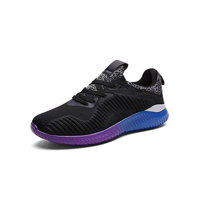 Fashion 2017 New Air Cushion Running Shoes For    Breathable Sport Shoes  For  Sneaker - Black à prix pas cher  | Jumia Maroc 30e5a8