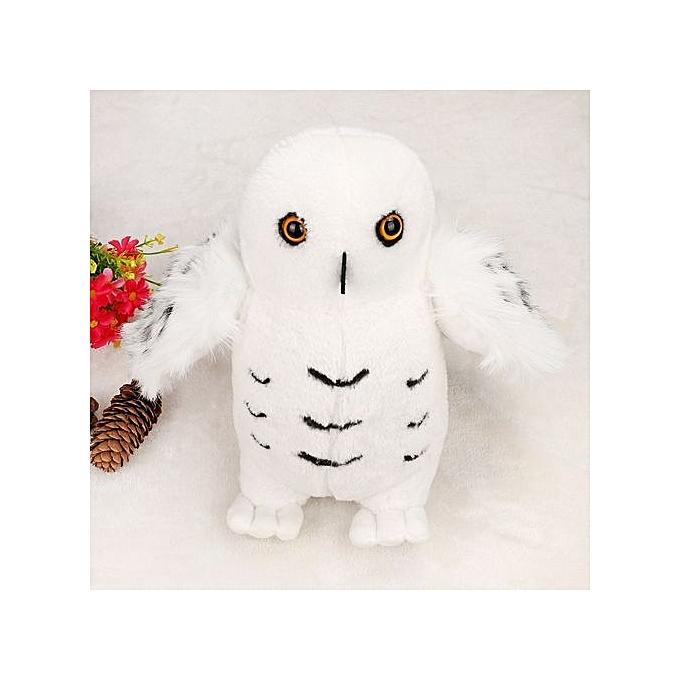 UNIVERSAL Henoesty Owl Soft Plush Toy Animal Dolls   Enfant Birthday Party Gift à prix pas cher