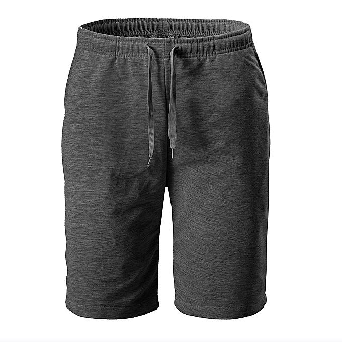 Fashion Men Shorts Sports Work Casual Classic Fit Short Pants DG L à prix pas cher