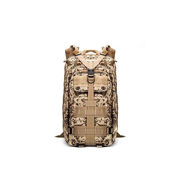 mode SingedanMilitary sac à doss Tactical sac à dos Sports Camping Trekking Hiking sac J -As Shown à prix pas cher