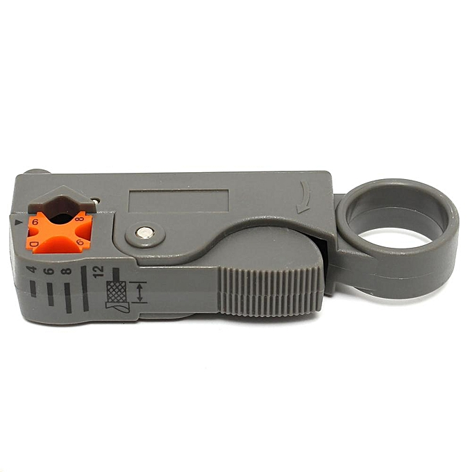 Autre 1PC rougeary Coaxial Coax Cable Cutter Stripper Tool For RG58 RG6 RG59 Lead Insulation Top Quality à prix pas cher