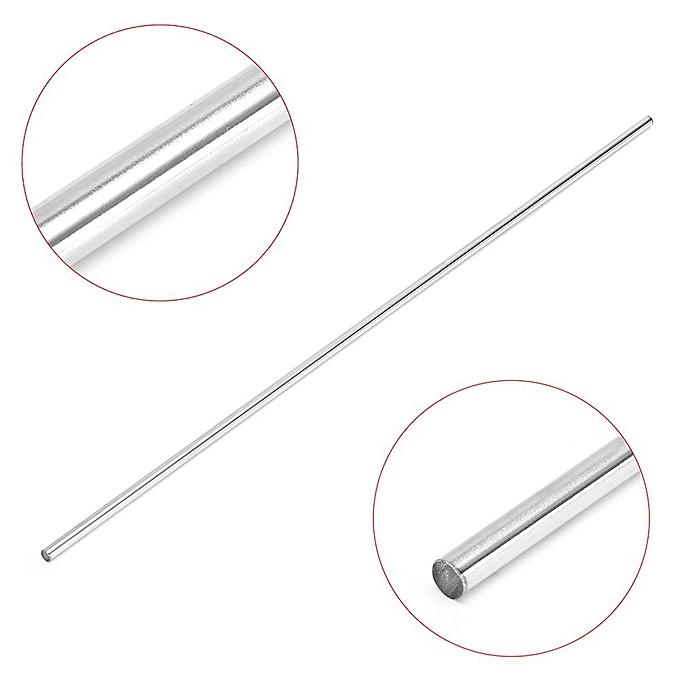 UNIVERSAL Cylinder Liner Rail Linear Optical Axis Bearing Shaft Resistance 8mm x 600mm à prix pas cher