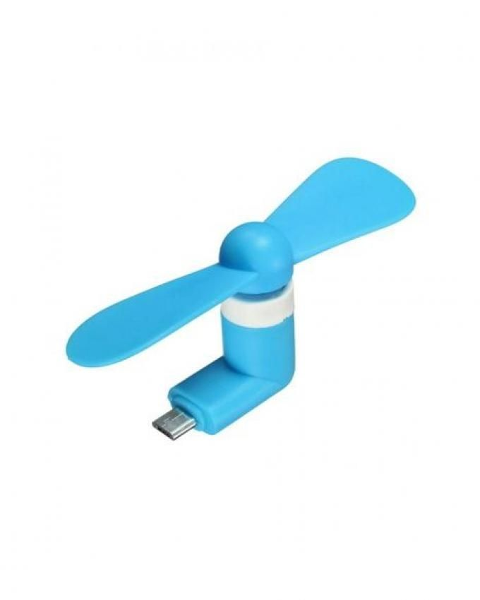 autre usb fan mini ventilateur de poche bleu pour android. Black Bedroom Furniture Sets. Home Design Ideas