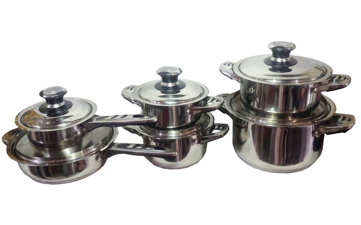 Casseroles t deco acheter en ligne jumia maroc for Batterie de cuisine inox