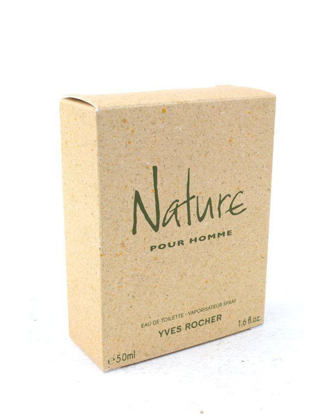 yves rocher eau de toilette vaporisateur nature pour homme 50ml acheter en ligne jumia. Black Bedroom Furniture Sets. Home Design Ideas