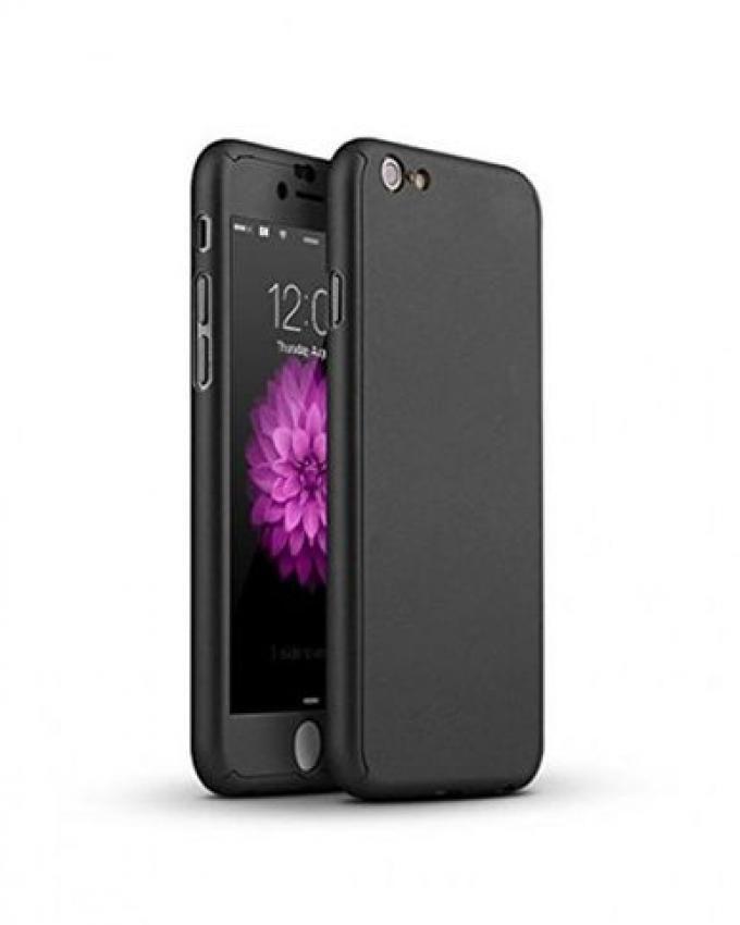 case logic case coque protection 360 pour iphone 7 noir acheter en ligne jumia maroc. Black Bedroom Furniture Sets. Home Design Ideas