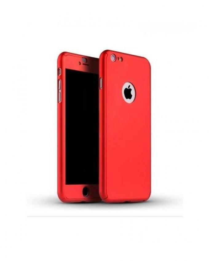 case logic fashion case coque protection 360 pour iphone 6 6s rouge acheter en ligne jumia maroc. Black Bedroom Furniture Sets. Home Design Ideas