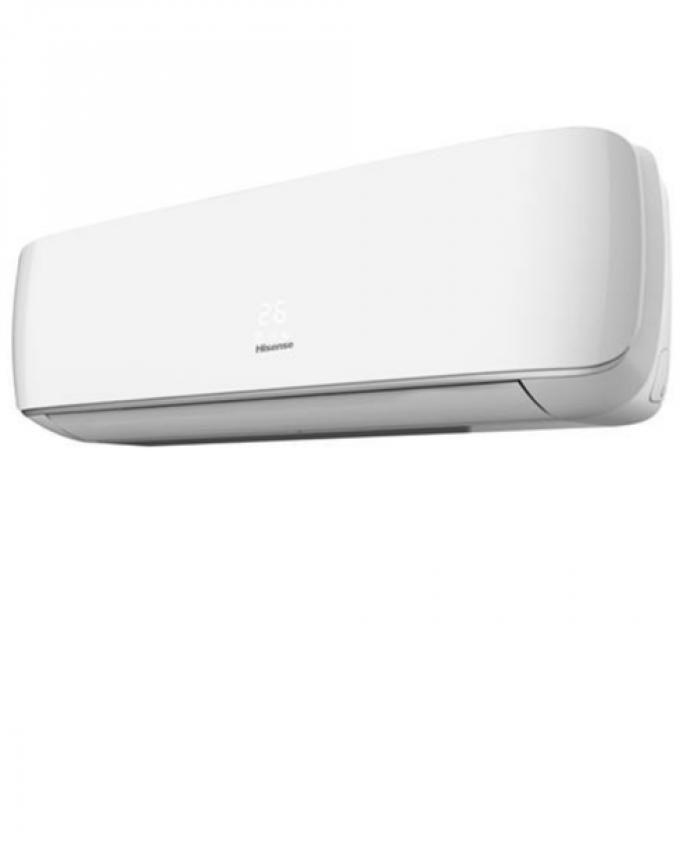 hisense climatiseur 24000 btu froid chaud 3 fonctions 3 vitesses timer 24h kit d. Black Bedroom Furniture Sets. Home Design Ideas
