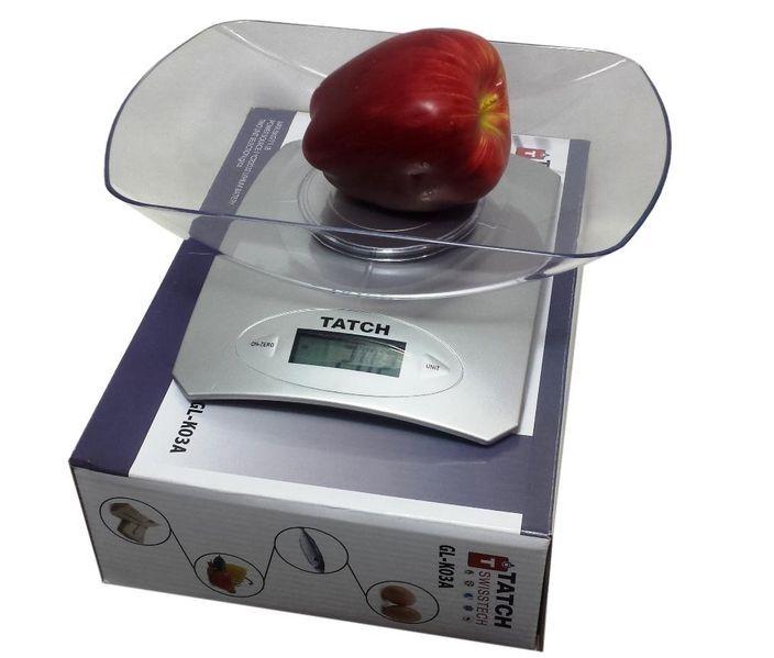 Tatch balance de cuisine electronique acheter en ligne - Balance de cuisine electronique ...