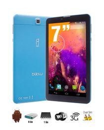 """X700 7"""" - 3G & Wifi - Quad Core - 1 Go Ram - 8 Go - Android - Dual Sim - Bleu"""