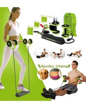 Fitness revoflex xtreme appareil de musculation et abdominaux acheter en li - Destockage appareil musculation ...