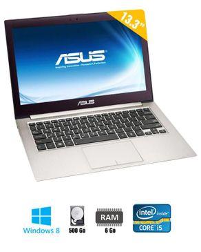 """Asus ZENBOOK UX32VD-R3046H - intel core i5 - 500 GO - écran 13.3"""""""