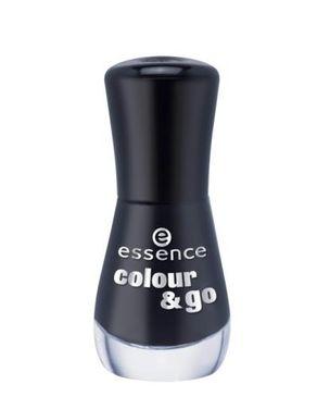 ESSENCE - Vernis à Ongles Colour & go quick drying 144 - Noir