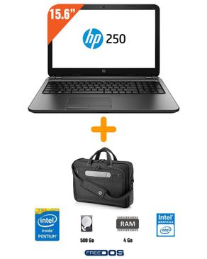 Hp J4T61EA - intel core i5 - 500 GO - écran 15.6""