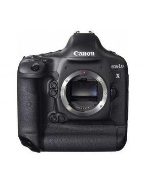 """Canon EOS-1D X BODY - Carte SD GO - écran 3"""" - Gris"""