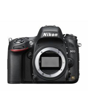 """Nikon REFLEX D610 - Carte SD GO - écran 3.2"""" - Gris"""