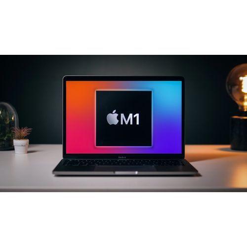 MacBook Air avec M1 Chip (13 pouces, 8 Go RAM, 256 Go SSD) 8 coeur - Gris Sideral
