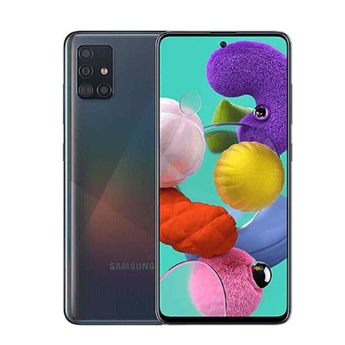 Galaxy A51 ( 6GB/128GB ) Garantie 1an - Noir