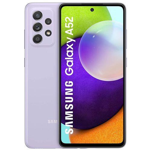Galaxy A52 - 6.5'' - (8GB - 128GB) -64MP+12MP+5MP+5MP/32MP- 4G - Violet