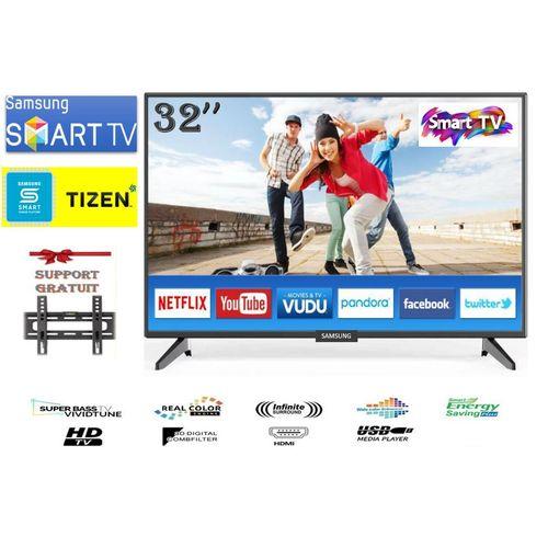 """32"""" Smart Tv LED Récepteur WIFI TNT USB HDMI dernière génération de S5"""
