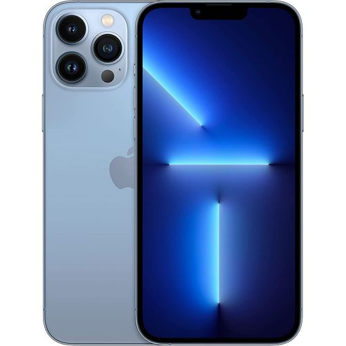 "iPhone 13 Pro 128GB Bleu Alpin 6,1"" Sierra Blue 6Gb RAM A15 iOS Mode Cinematique"